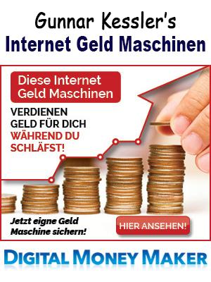 Internet Geld Maschinen
