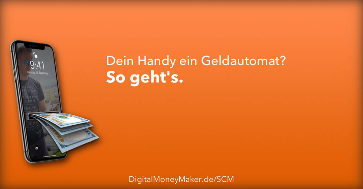 Handy Geldautomat