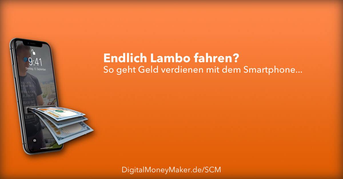 endlich Lambo...