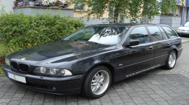 Gunnar Kesslers BMW