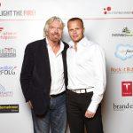 Die 6 Erfolgsgeheimnisse die ich von Sir Richard Branson persönlich lernte
